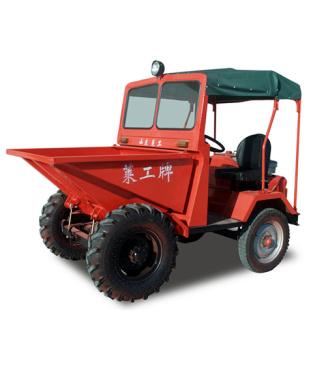 莱工FC-15/FY15手动或电动有棚翻斗车