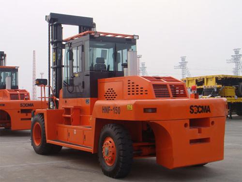華南重工HNF150G內燃叉車