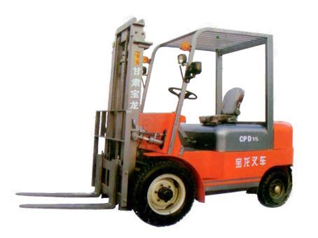 寶龍重工CPD15-20內燃叉車
