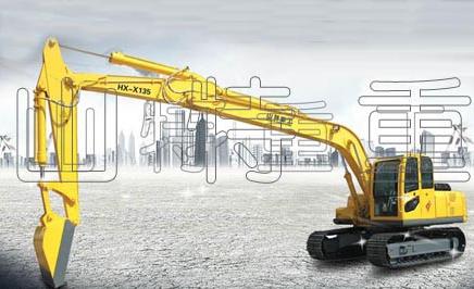 山特重工HX-X135履带式卸煤机高清图 - 外观