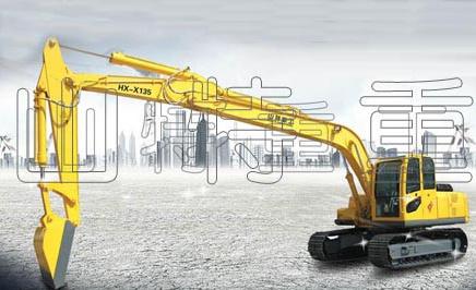 山特重工挖掘机