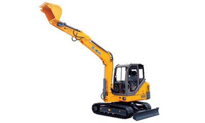 徐工XE60小型挖掘机
