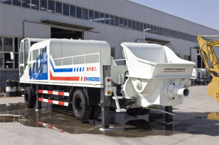 犀牛重工ZHBT80C-16-110S车载泵