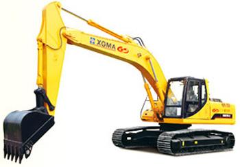 厦工XG836LC履带式液压挖掘机