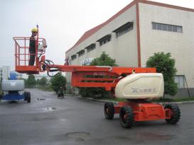 运想重工16米曲臂GTZZ16高空作业平台