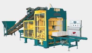 祥达XD4-16型砌块成型机砖机