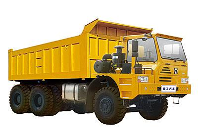 徐工非公路重型自卸车