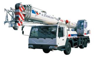 中聯重科QY20HF431汽車起重機