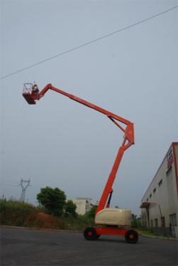 运想重工20米曲臂GTZZ20Z高空作业平台