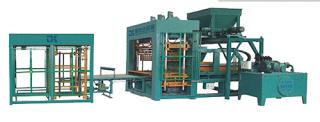 德科达DK12-15C自动砌块成型机(简易生产线)砖机