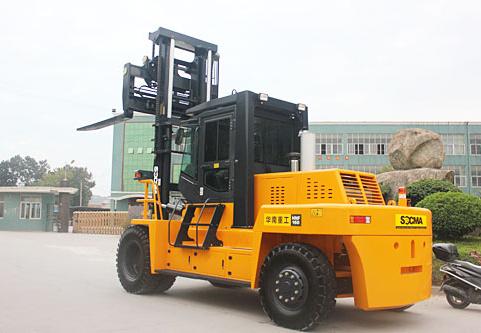 华南重工HNF160C集装箱重箱叉车