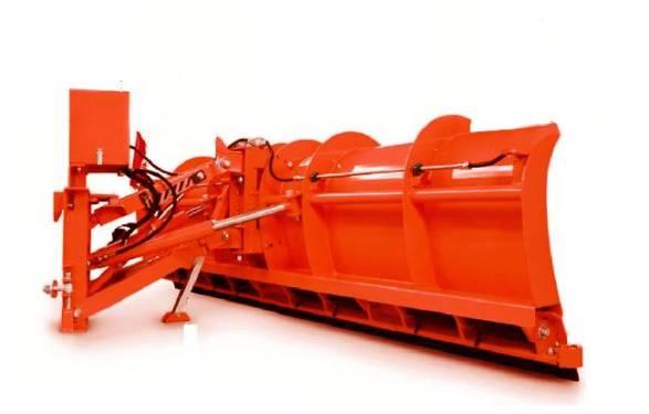 易山重工3400型除雪铲前铲侧铲腰铲可配(全新清仓处理)