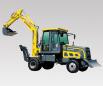 犀牛重工XNW51180挖掘装载机高清图 - 外观