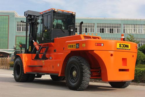 华南重工HNF300S石材专用叉车