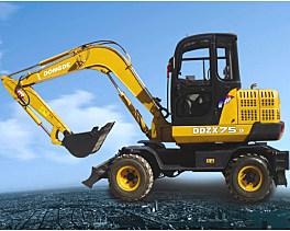 东德ddzx75-8挖掘机