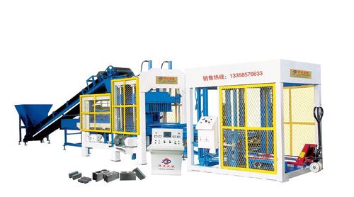 祥達(XD8-15)自動式砌塊成型機磚機