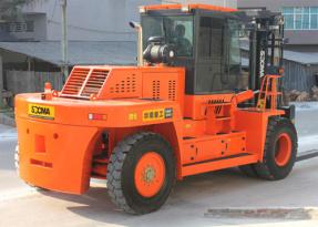 华南重工HNF200G内燃叉车