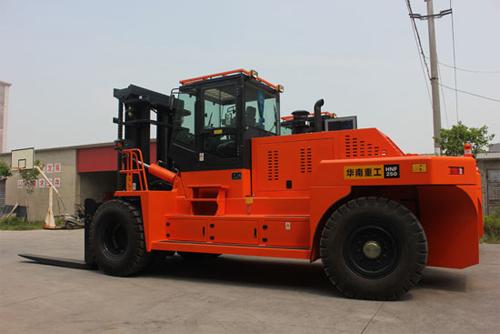 华南重工HNF250S石材专用叉车高清图 - 外观