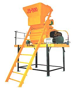 祥达JS500/JS750混凝土搅拌机