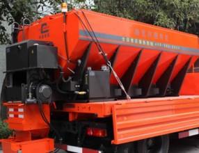 易山重工CLYR-1000型撒盐机撒砂机/融雪剂撒布机(全新清仓处理)高清图 - 外观
