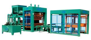 德科达DK10-15A自动砖块成型机(简易生产线)砖机