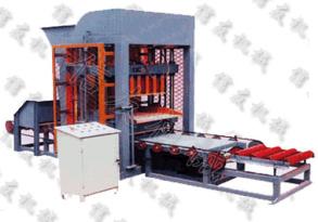 强力QTJ4-26免烧砖机