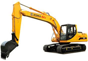 厦工XG821履带式液压挖掘机