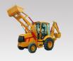 犀牛重工XNWZ51180挖掘装载机高清图 - 外观