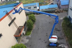 运想重工24米曲臂GTZZ24Z高空作业平台