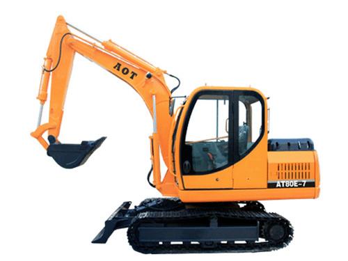 奥泰AT80E-7挖掘机