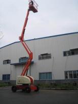 运想重工20米曲臂GTZZ20A高空作业平台