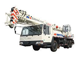 中联重科QY16HF431汽车起重机