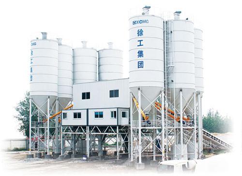 徐工HZS90/2HZS90标准型商品混凝土搅拌站