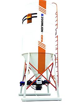 中联重科ZLJ22G型干混砂浆移动筒仓