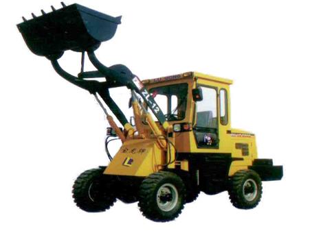 宝龙重工ZL-12装载机高清图 - 外观