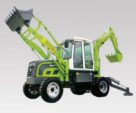 犀牛重工XNWZ60180挖掘装载机