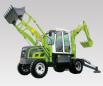 犀牛重工XNWZ60180挖掘装载机高清图 - 外观