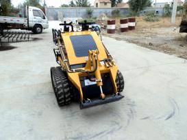 金蓝JL300履带式滑移装载机