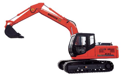 恒特HT120-9履帶式挖掘機
