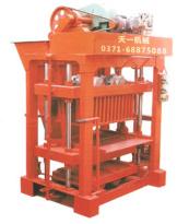 郑州天一QTJ4-40B型砌块成型机砖机