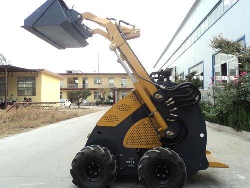 金蓝JL300滑移装载机