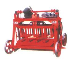 郑州天一qyj4-45型移动式砌块成型机