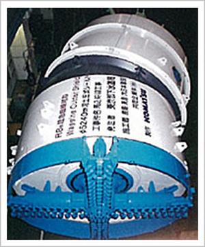 小松急曲线盾构机械高清图 - 外观