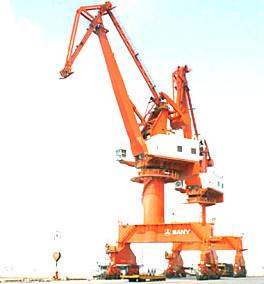 三一重工SMQG1633S门座式起重机