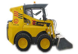 军联JY900滑移装载机高清图 - 外观