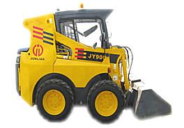 军联JY900滑移装载机