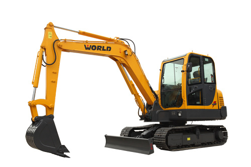 沃得W260-7液压挖掘机