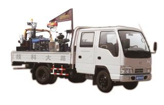 路大LD-C1000D型车载式路面开槽灌缝成套设备