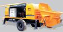 波特重工HBT桩机、隧道专用系列拖泵高清图 - 外观
