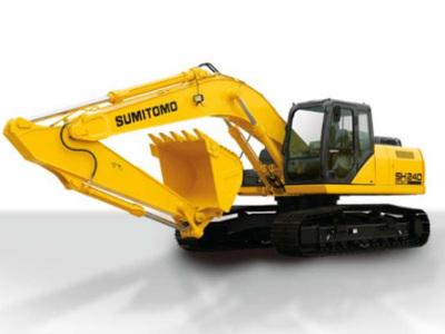 【720°全景展示】住友SH240挖掘机